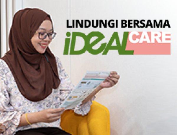 Lindungi Bersama IDEAL Care